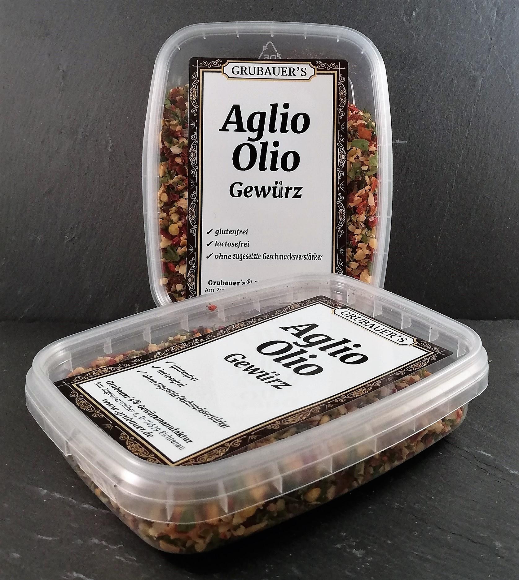Aglio-Olio-Gewürz (Peperoncino)