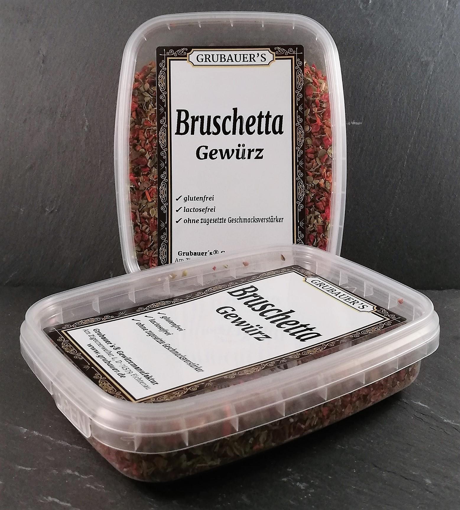 Bruschetta Gewürz
