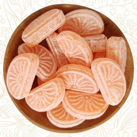 Mandarinen-Bonbon