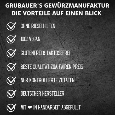 Barbecue-Grill-Gewürz