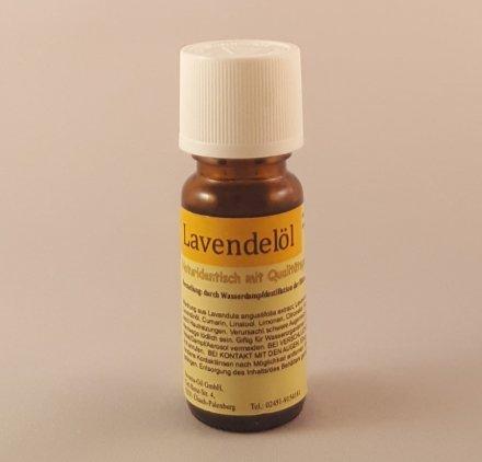 Lavendel (natürliches ätherisches Öl) 10ml