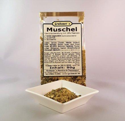 Muschel-Gewürzzubereitung