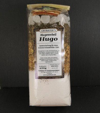Magenrebell - Hugo