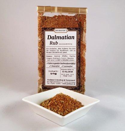 Dalmatian-Rub