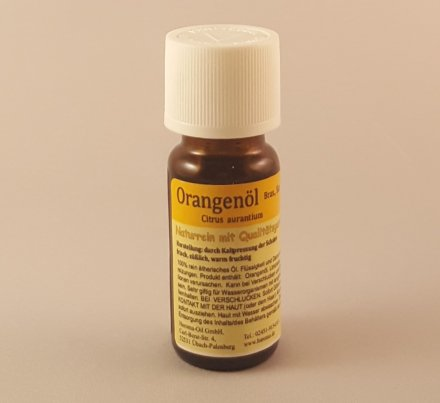 Orange (ätherisches Öl) 10ml