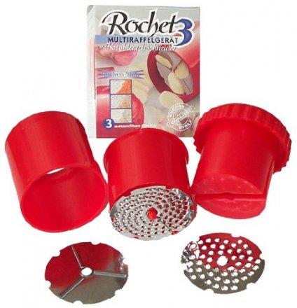 Rochet 3 - Käse- & Knoblauchreibe