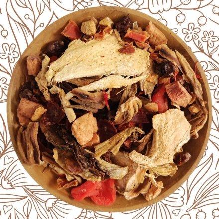 Sanddorn-Ingwer (Früchtetee)