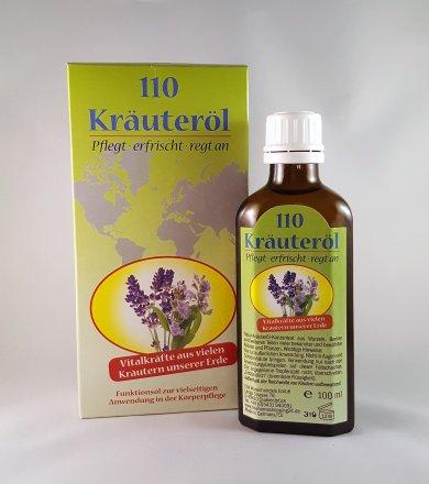 110-Kräuteröl 100ml