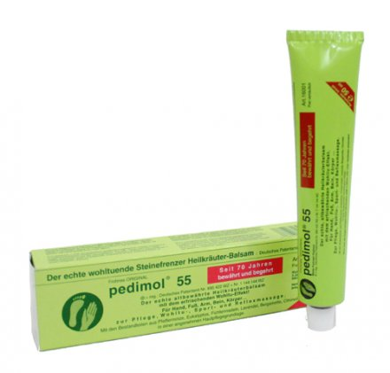 pedimol 55 - 50ml Tube