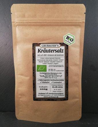 Kräutersalz - BIO