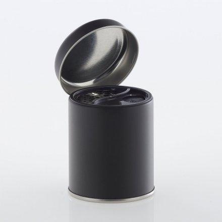 * Gewürzdose schwarz 135ml