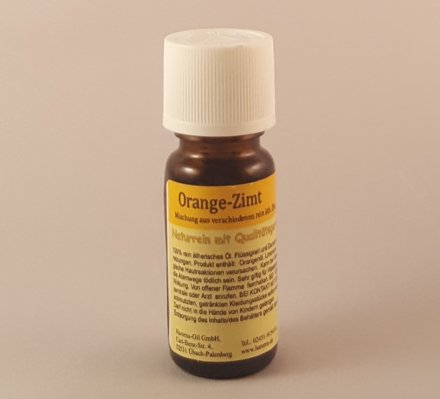 Zimt-Orange (ätherisches Öl) 10ml