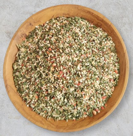 Gartenkräutermix ohne Salz