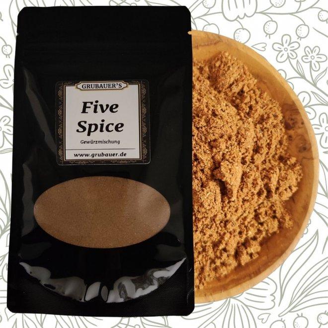 Five-Spice - Fünfgewürz