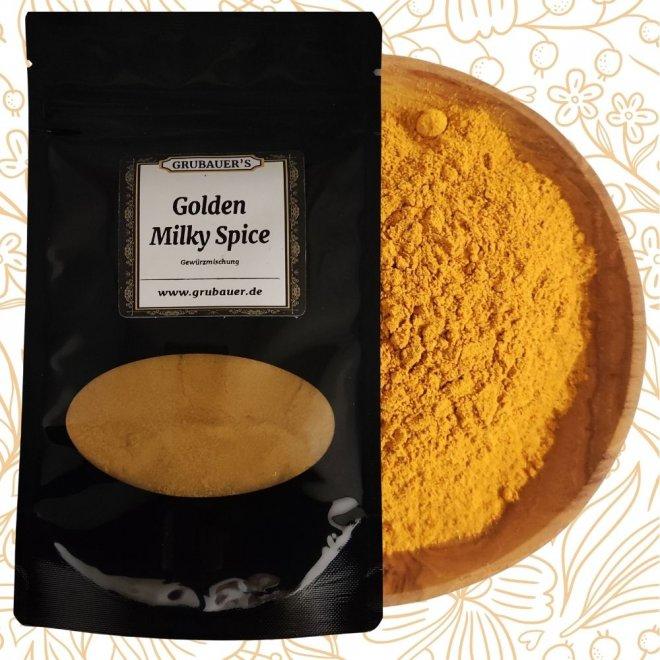 Golden Milky Spice