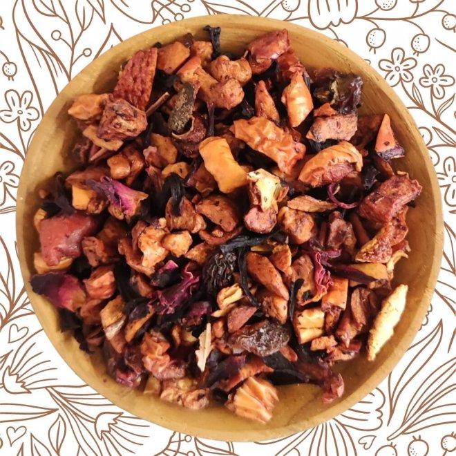 Zimt-Weinbeere (Früchtetee)