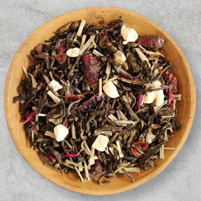 Beerenauslese (Weißer Tee)
