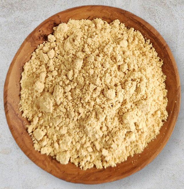 Senfmehl gelb