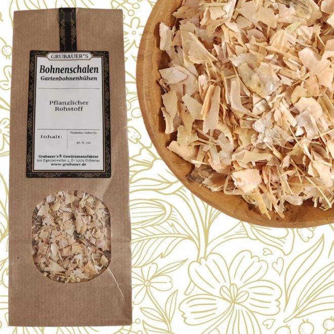Bohnenschalentee / Bohnenhülsen