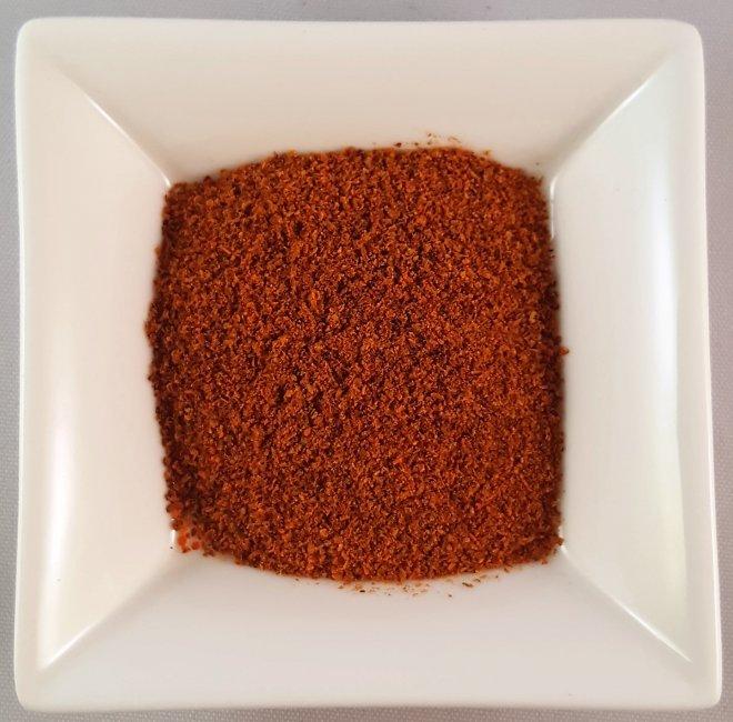 Chillies (Habanero) gemahlen