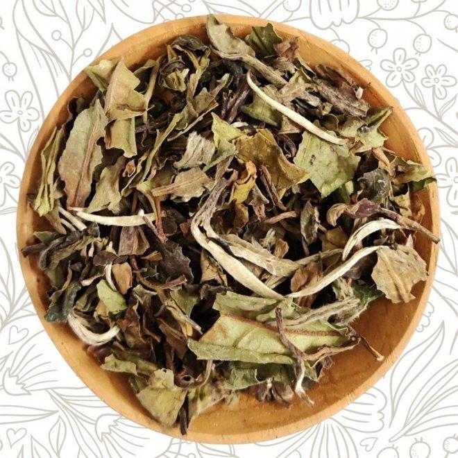 Pai Mu Tan (Weißer Tee)