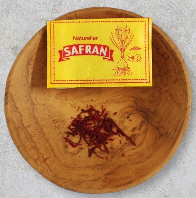 Safran in Fäden 0.1g Briefchen