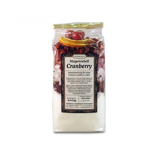 Magenrebell - Cranberry