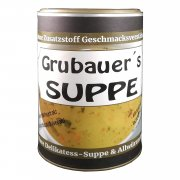 * Grubauers Suppe