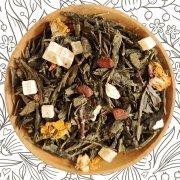 Kaktusfeige-Mangostane (Grüner Tee)