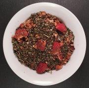 Erdbeer-Minze (Kräutertee)