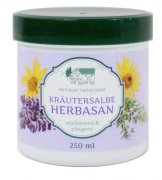 Herbasan - Kräutersalbe 250ml