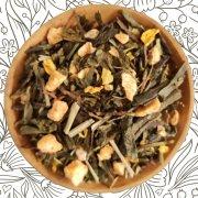 Orange-Ingwer (Grüner Tee)