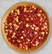 Chillies (Cayennepfeffer) geschrotet